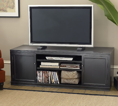 Copy Cat Chic Pottery Barn Logan Tv Stand