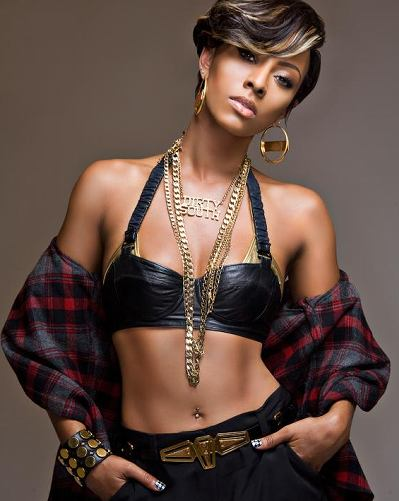 Phenomenal Katieyunholmes Keri Hilson Pretty Girl Rock Video Hairstyles For Men Maxibearus