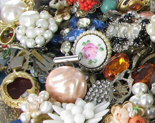 Collecting Vintage And Contemporary Jewelry Craft Ideas For Using