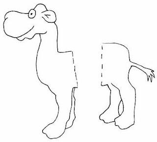 CAMEL MASK PATTERN » Patterns Gallery