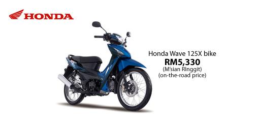 MindFreak: Info : Senarai harga motorsikal di Malaysia