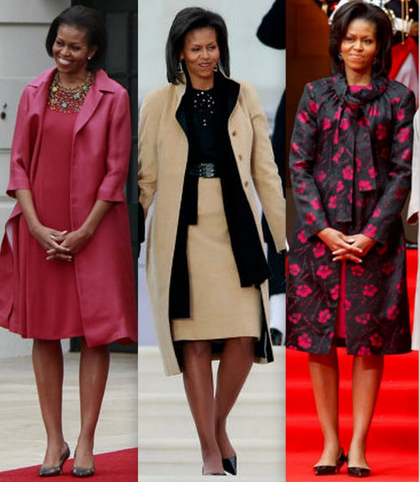 Fashion: Ed Fadiel: Michelle Obama Fashion Style
