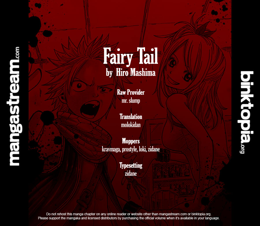 Fairy Tail Chap 210