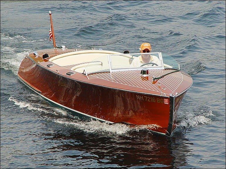 Vintage Boat Photos 82