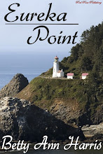 Eureka Point, a spellbinding romantic suspense thriller