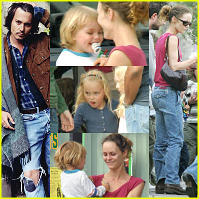 FUN TO BE BAD: Johnny Depp: I Love My Gal