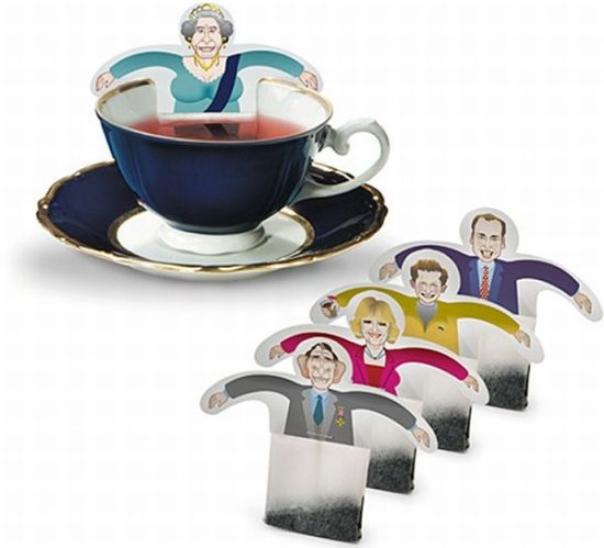 Creative Tea Sachets: 15