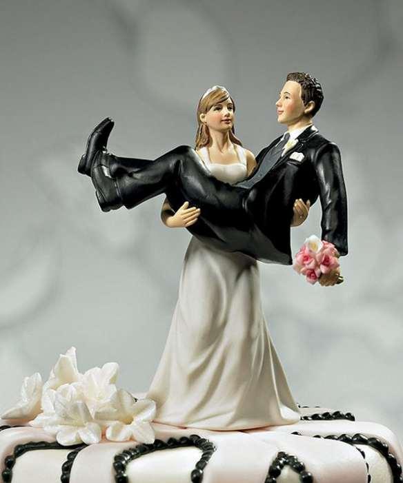 Wedding Decorations Funny: Funny Wedding Cakes - 20 Pics