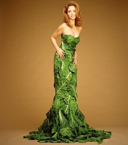 Unusual Fashion Clothing - 12 Pics