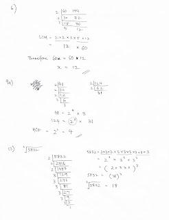 Maths Stuff