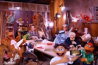 muppetStudios6 - Hay una nueva pelicula de los Muppets! Imagenes exclusivas!