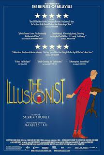 TheIllusionist2 - La Academia ha hablado! Estos son los 15 filmes animados que hay que ver...