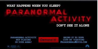 PortadaPA - Querian más miedito? Actividad Paranormal 3 ya tiene fecha de estreno...