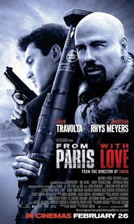 From Paris with Love - Las peliculas que nadie vió este año y debio haber visto.