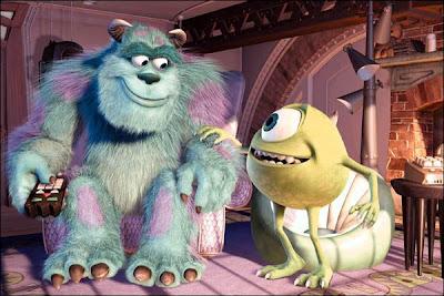 monstresInc - La secuela de Monsters Inc será una precuela. RUMOR!