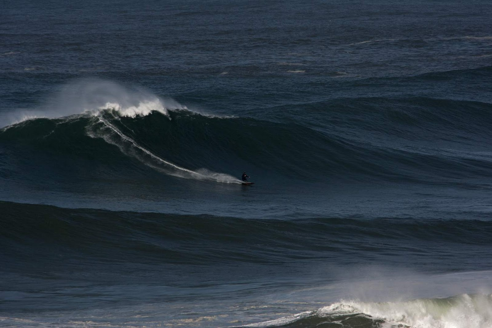 North Canyon Aerial View - Big Waves - Part 1 - Nazare ...  |Nazare Canyon