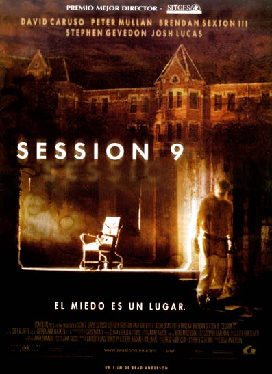 El Gabinete Del Doctor Lynch Session 9 2001 An 225 Lisis