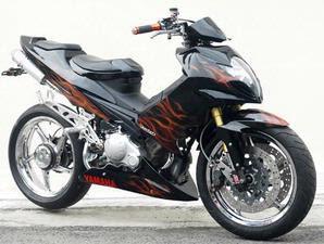 Yamaha Jupiter Mx 135lc Modifikasi Motor