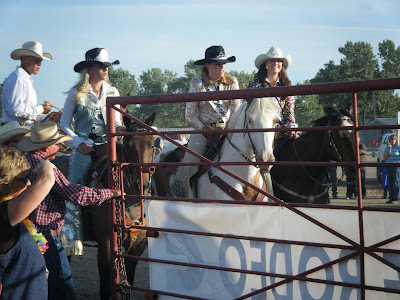 Miss Rodeo Montana 2009 Wolf Point Stampede