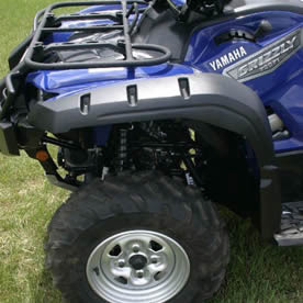 Grizzly 700 Overfenders