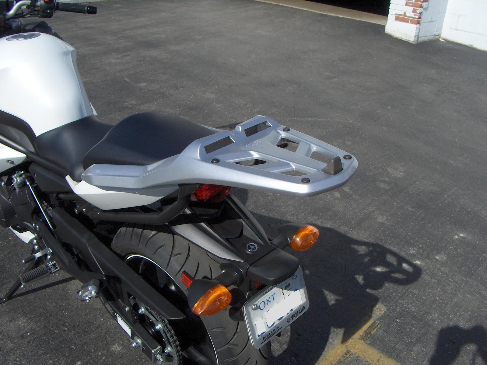 Yamaha Snowmobile Luggage Rack