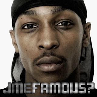 Click album cover to visit JMEs official myspace page