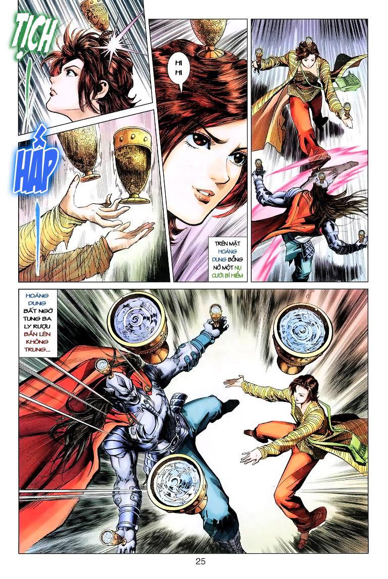 Anh Hùng Xạ Điêu anh hùng xạ đêu chap 11 trang 25