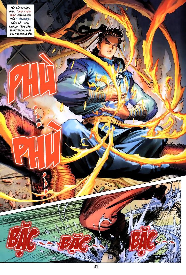 Anh Hùng Xạ Điêu anh hùng xạ đêu chap 11 trang 31