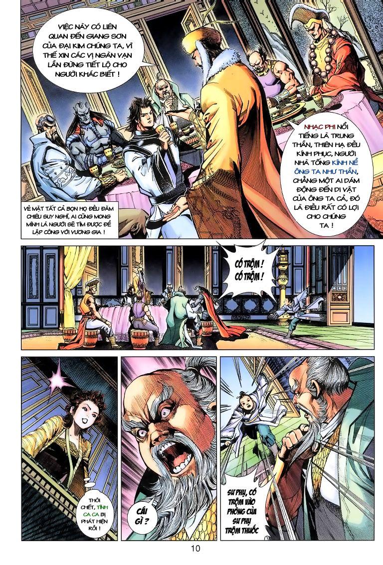 Anh Hùng Xạ Điêu anh hùng xạ đêu chap 11 trang 10