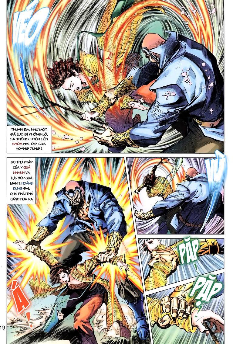 Anh Hùng Xạ Điêu anh hùng xạ đêu chap 11 trang 19