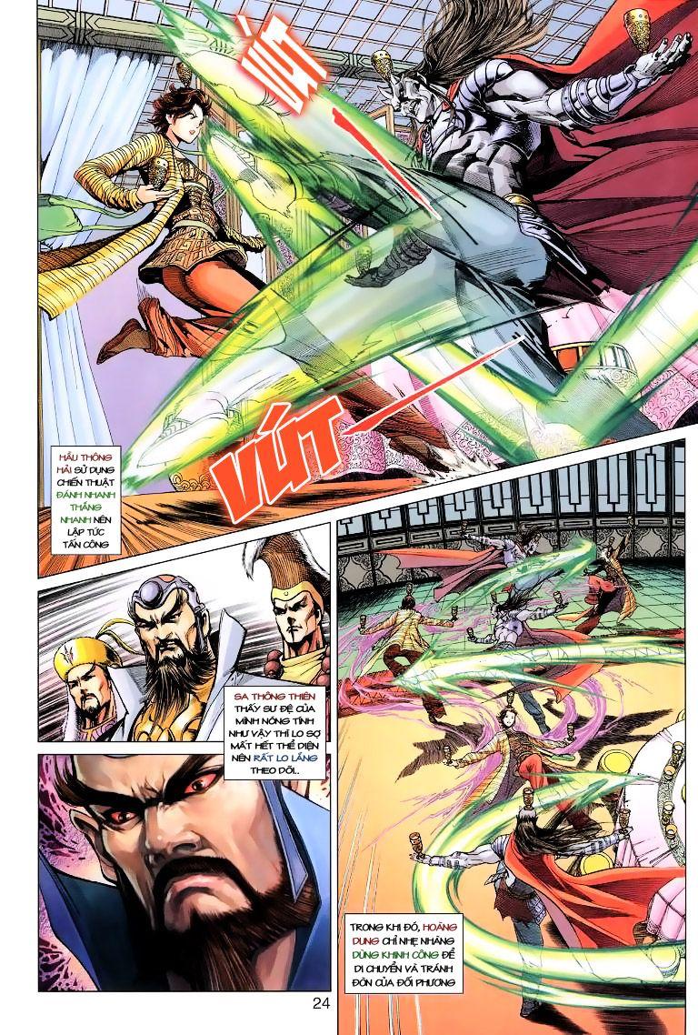 Anh Hùng Xạ Điêu anh hùng xạ đêu chap 11 trang 24
