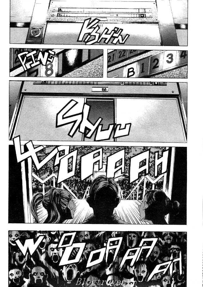 Zombie hunter chap 18 trang 4