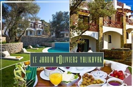 bodrum le jardin d 39 oliviers otel tatil. Black Bedroom Furniture Sets. Home Design Ideas