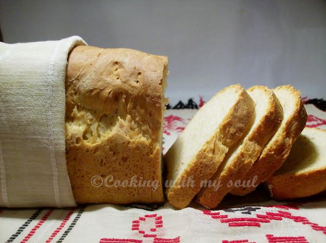 paine pentru sandwich