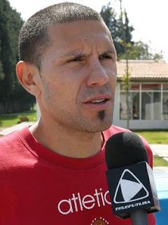 El Jimmy Giménez demandó al Toluca.