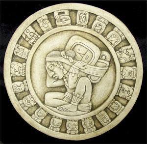 Calendario Solar Maya.El Calendario Maya La Piedra Del Misterio
