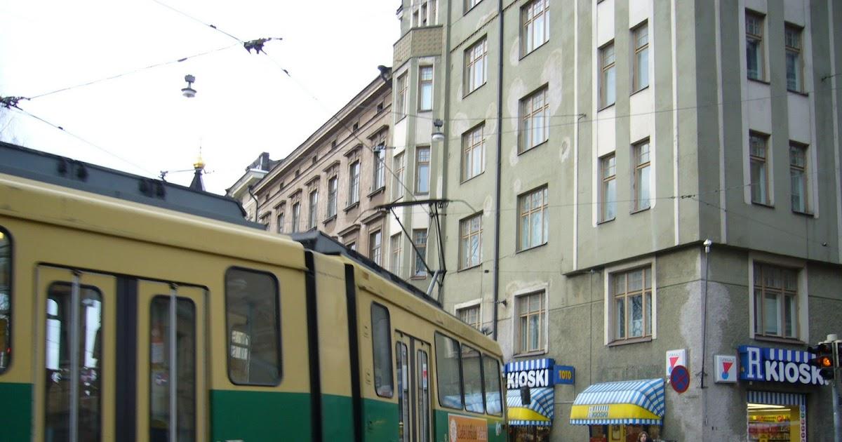 Linnanmäki Raitiovaunu