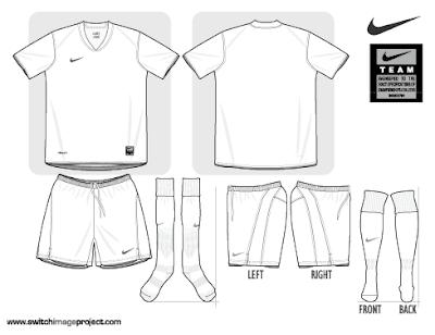Nike Uniforms: Nike Baseball Uniform Template