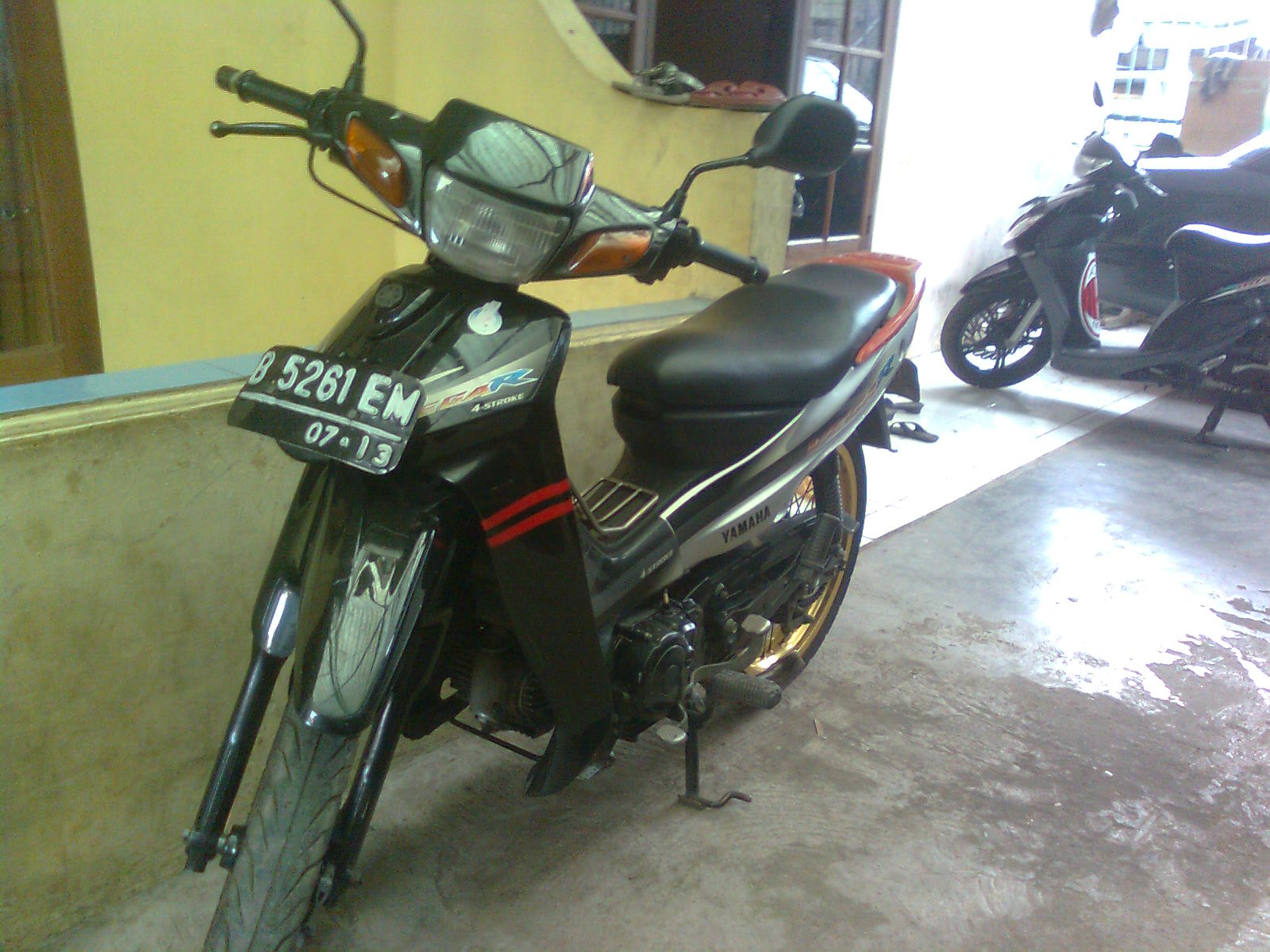 Motor Jakarta: Info: YAMAHA VEGA R