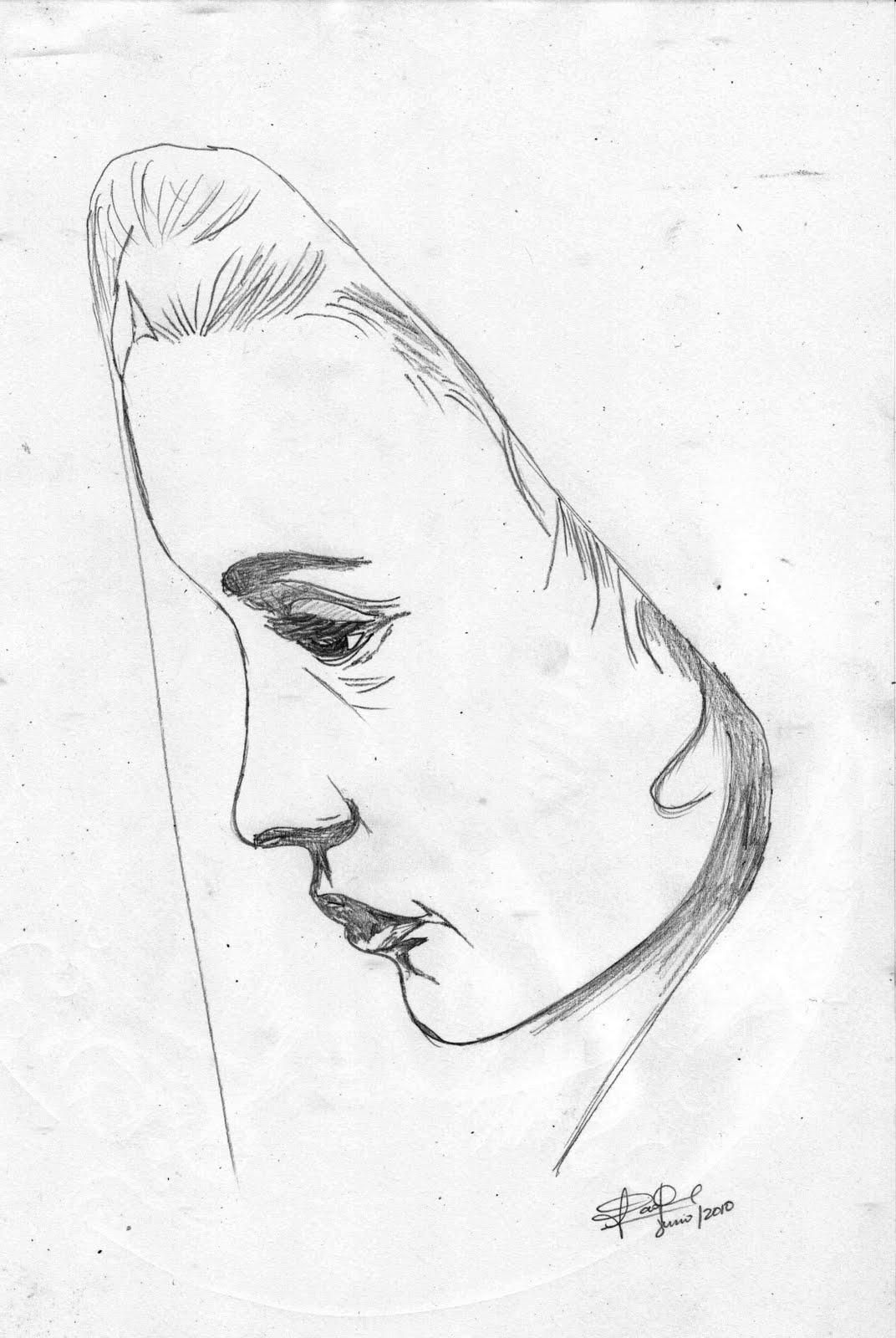 Cara Triste De Mujer Dibujo De Una Cara Triste Youtube Madre