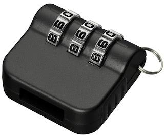 USB專用密碼鎖 | Not My Business