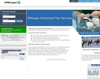 User account menu