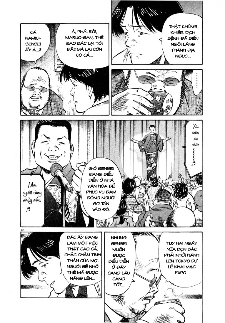 20th Century Boys chapter 166 trang 25