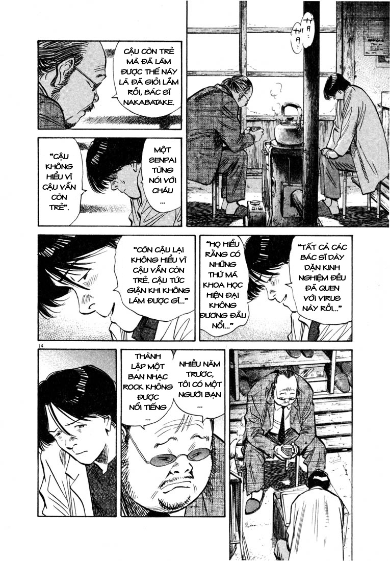 20th Century Boys chapter 166 trang 29