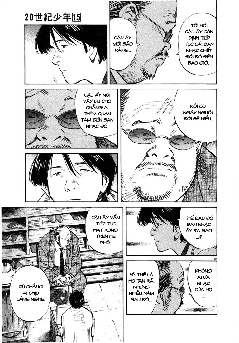 20th Century Boys chapter 166 trang 31