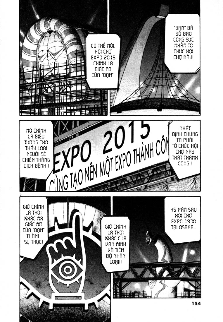 20th Century Boys chapter 166 trang 5
