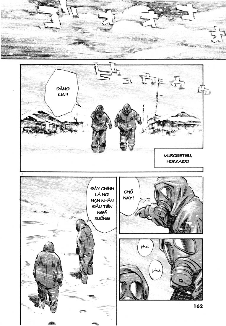 20th Century Boys chapter 166 trang 21