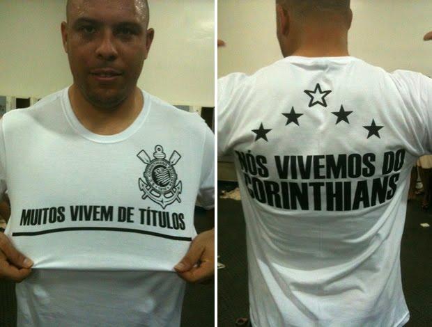 08be6fefc6 Tem também um vídeo que a Nike lançou hoje no Youtube com o 9  do  Corinthians.