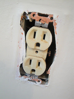 Changing Out An Old Ugly Outlet Pretty Handy Girl