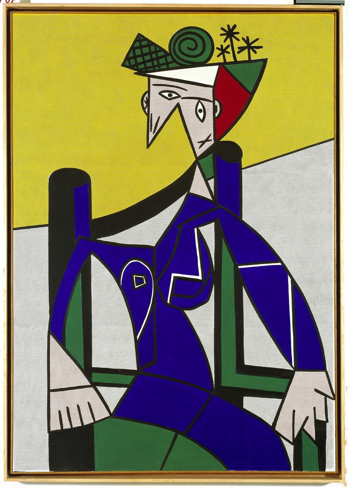Arts Appliqu 201 S Amp Mode Roy Lichtenstein